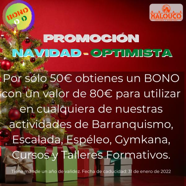 Bono de actividades de aventura en Galicia.